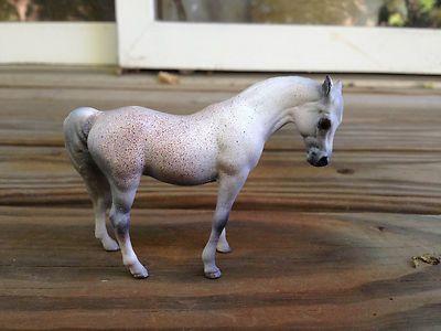 Breyer G1 Stablemate Arabian Mare x WHITCOMBE Custom Model Horse