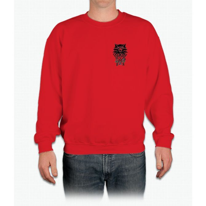 Witcher Medallion Crewneck Sweatshirt