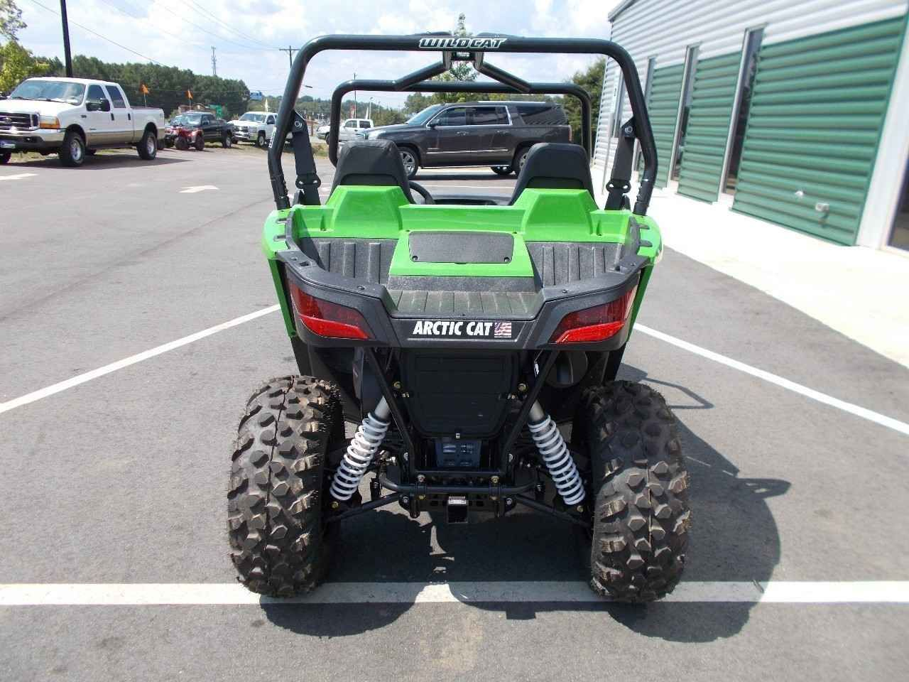New 2017 Arctic Cat WILDCAT TRAIL ATVs For Sale in North
