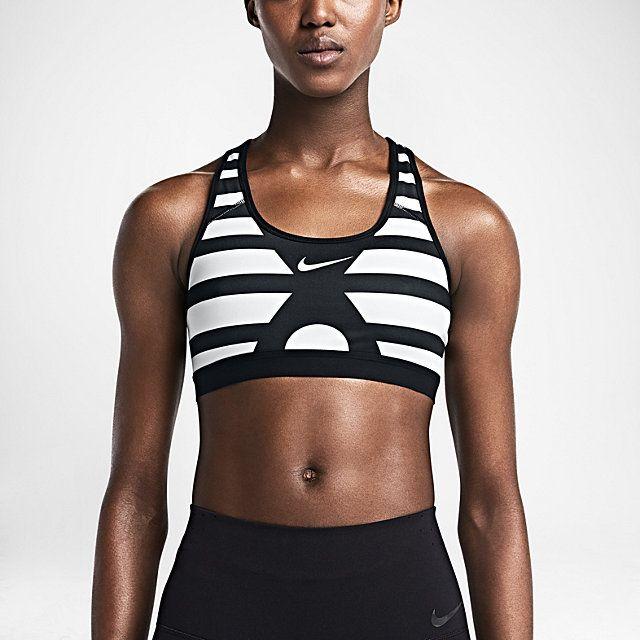 d7a48115f2 Nike Pro Classic Circulo Women s Sports Bra. Nike Store UK