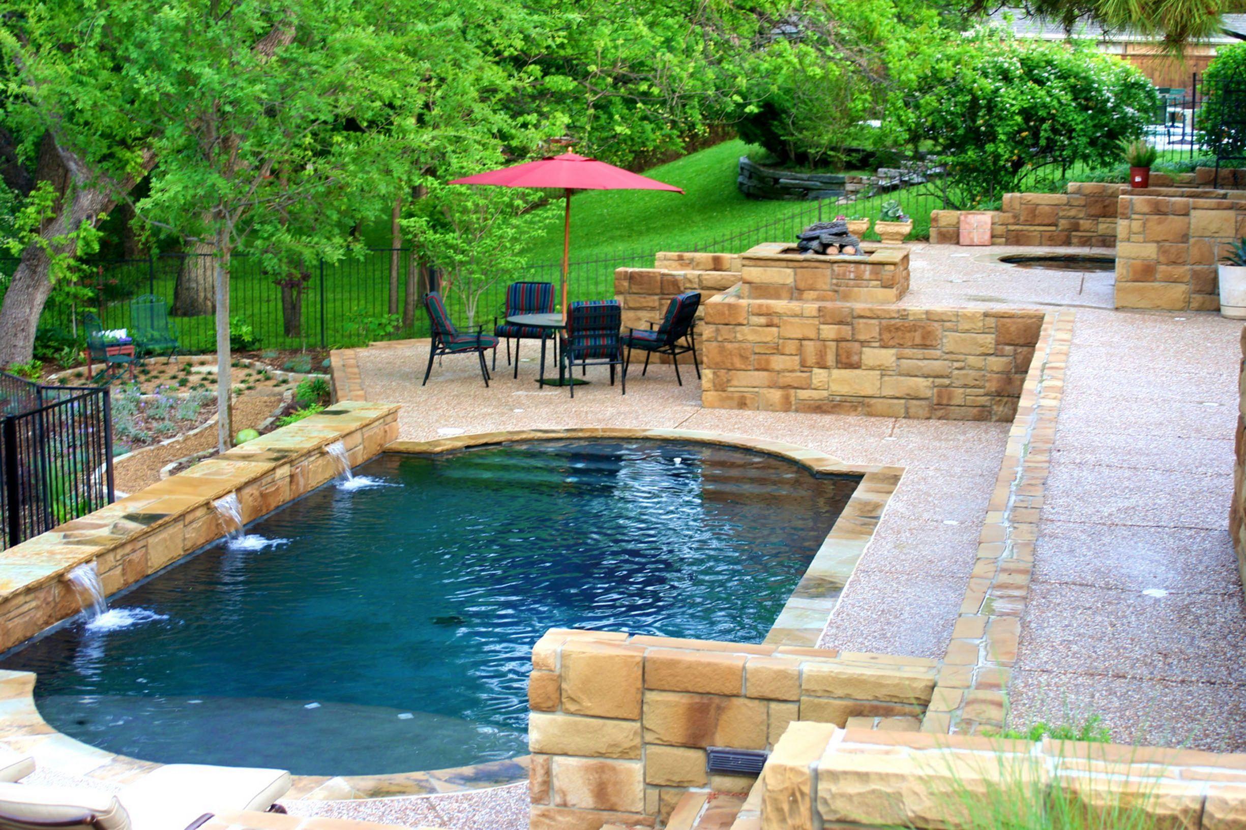 Marvelous small pool design ideas 10142