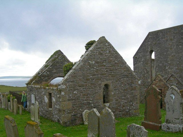 Shapinsay Graveyard, Orkney Islands C Michael Hogan :: Geograph ...
