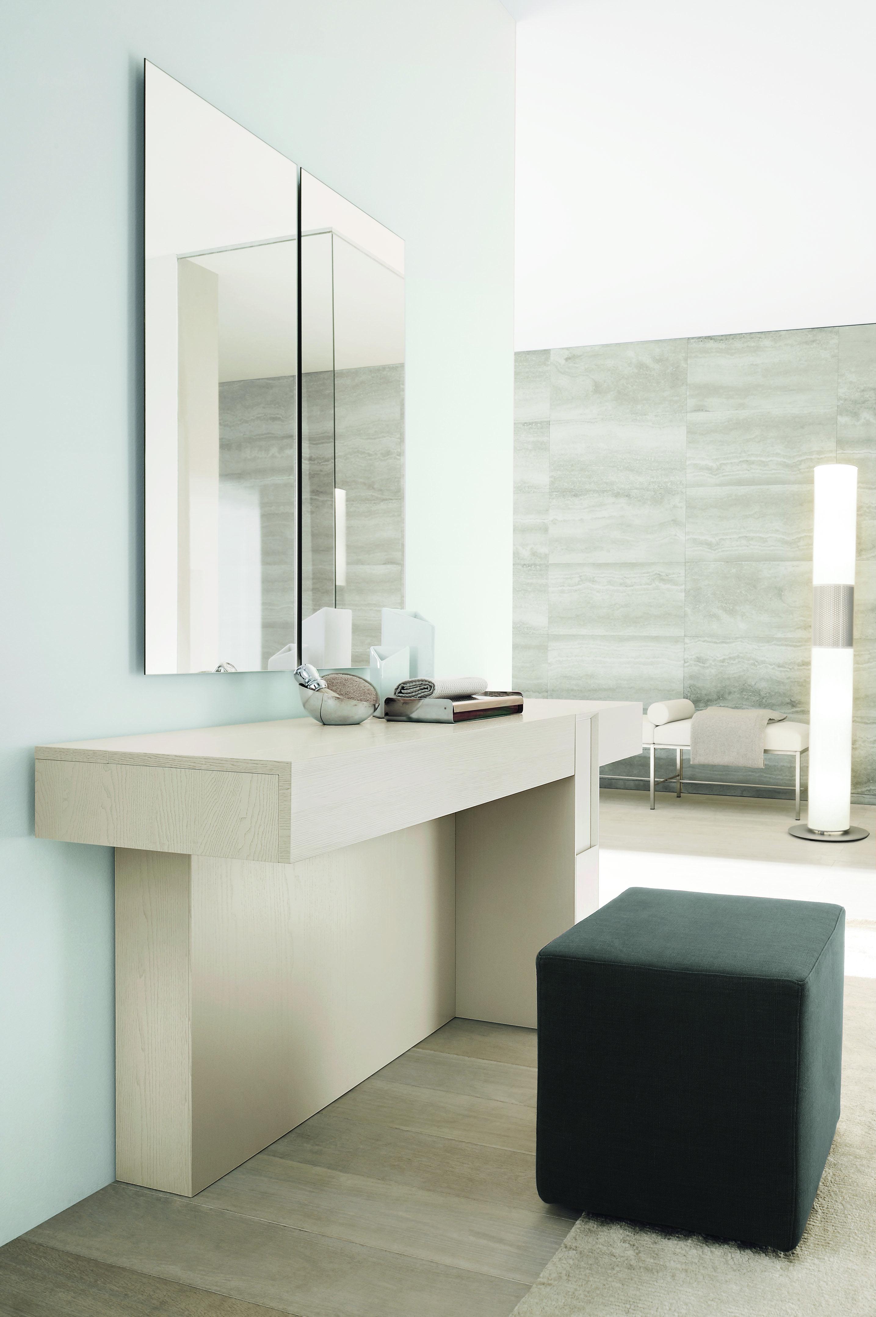 Modern Italian Bedroom Furniture Sets: Prestige Vanity By SMA