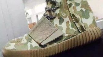 fb127177d34d0 The BAPE x adidas Yeezy Boost (Kinda)