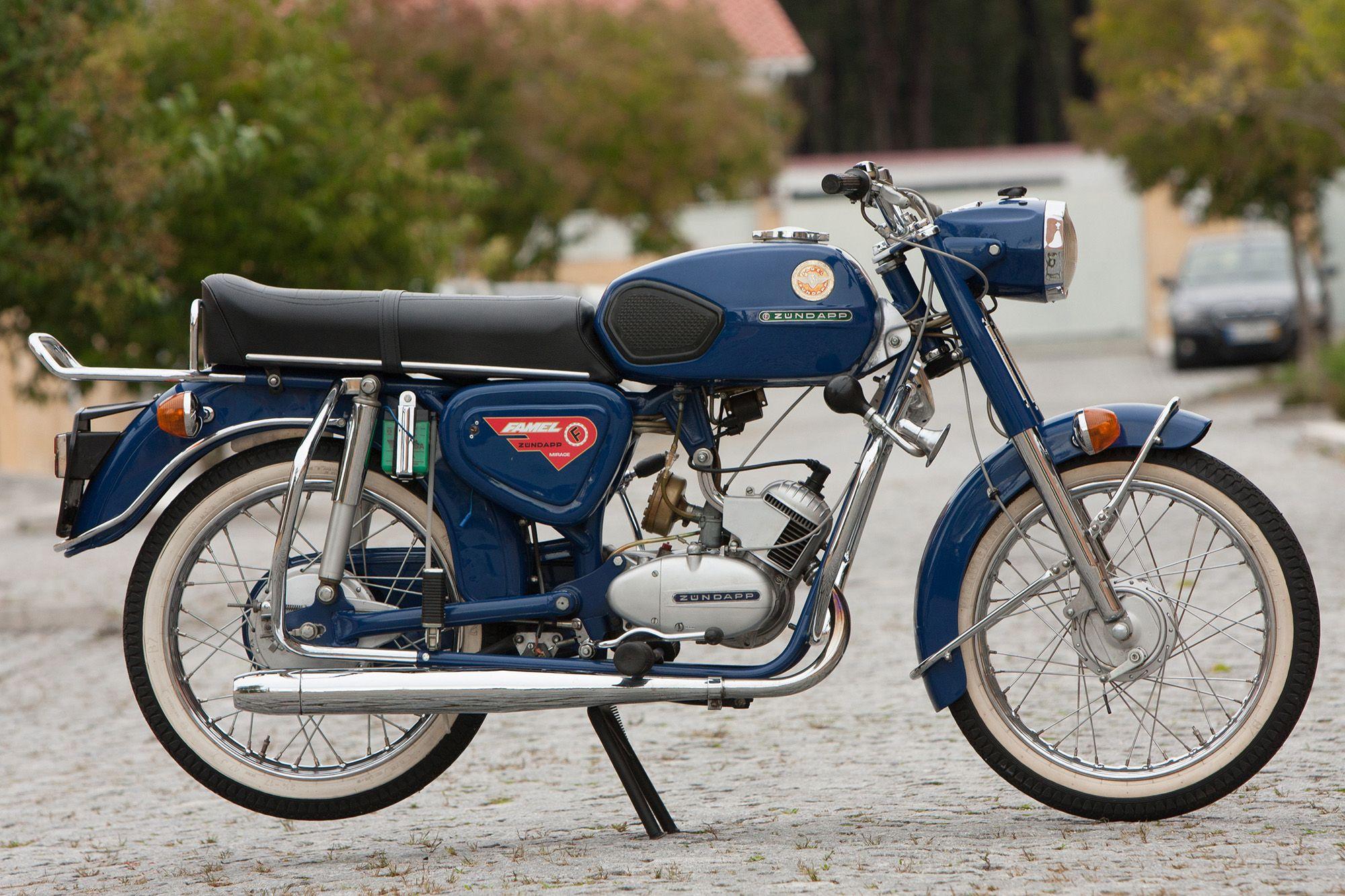 1980 Honda 50cc Dirt Bike