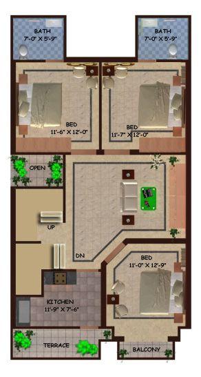 marla house double story | house plans | pinterest | house