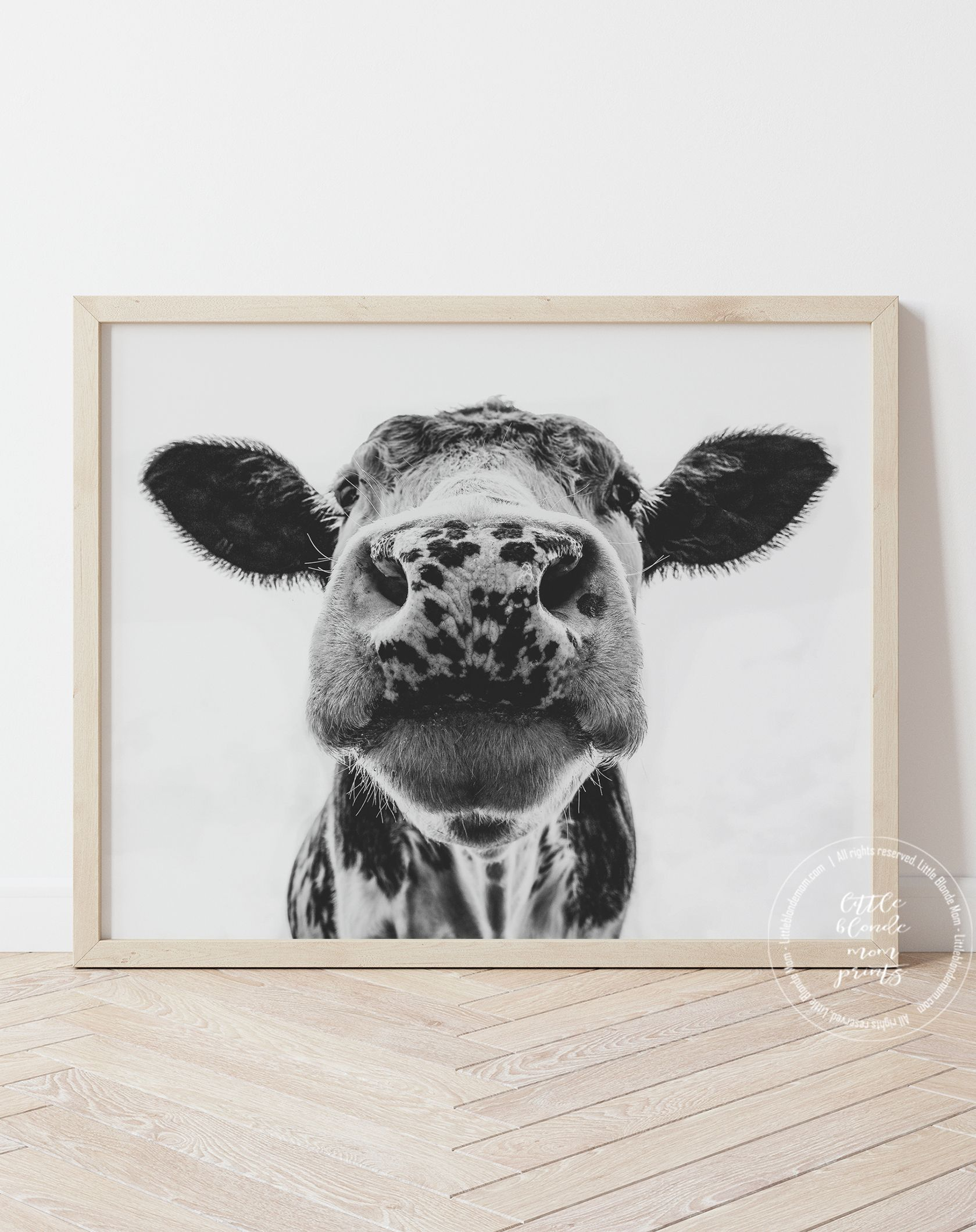 Dairy Cow Face Close Up Poster Print Farmhouse Decor Etsy In 2020 Animal Wall Art Poster Prints Cow Face
