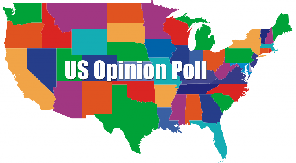 US presidential election Opinion Poll 2016 Election Survey results ...