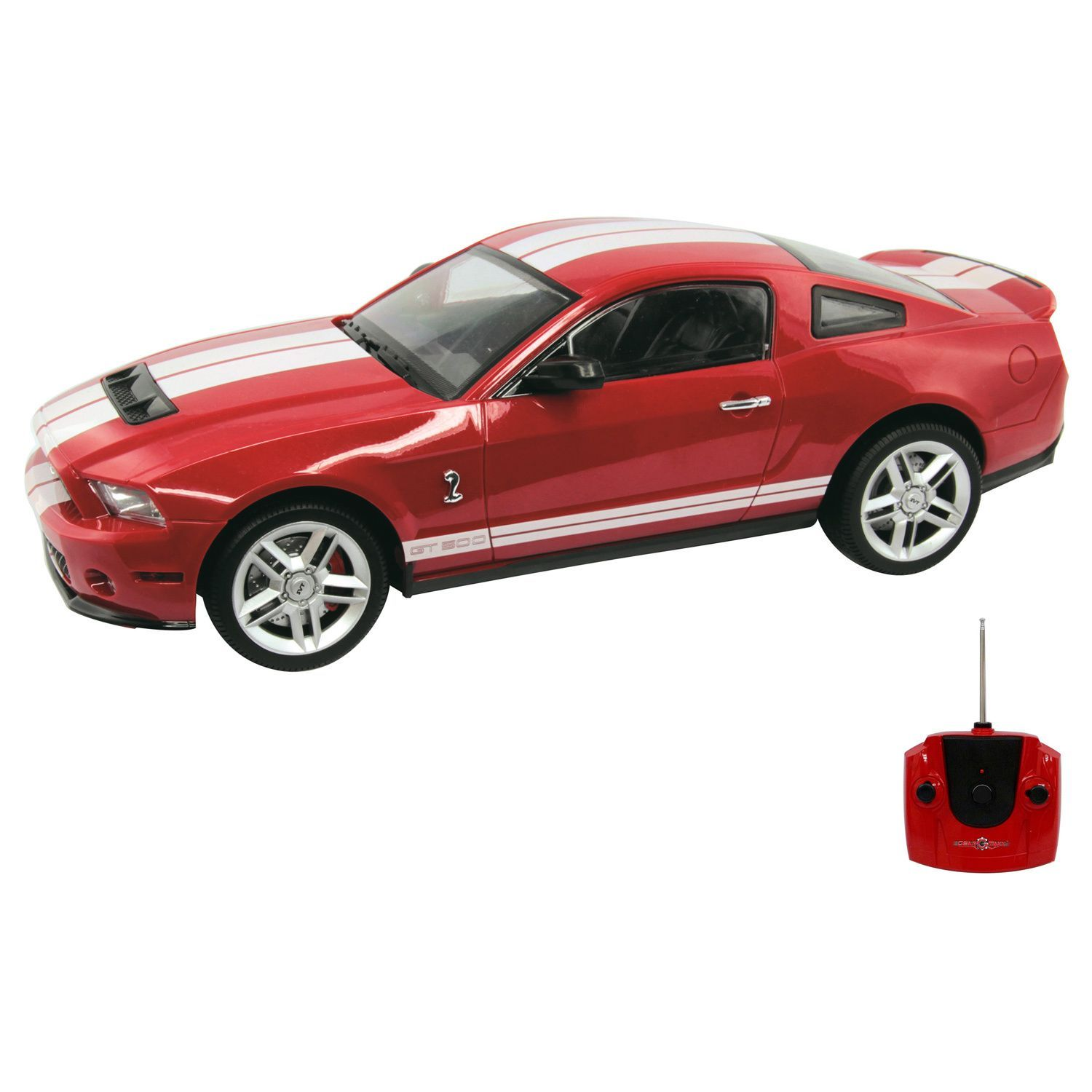 Kidz tech 116 scale rc ford shelby gt500 remote control car