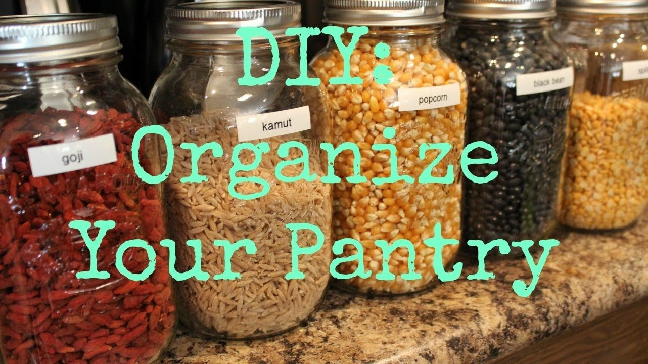 how to organize your pantry for more great health advice and