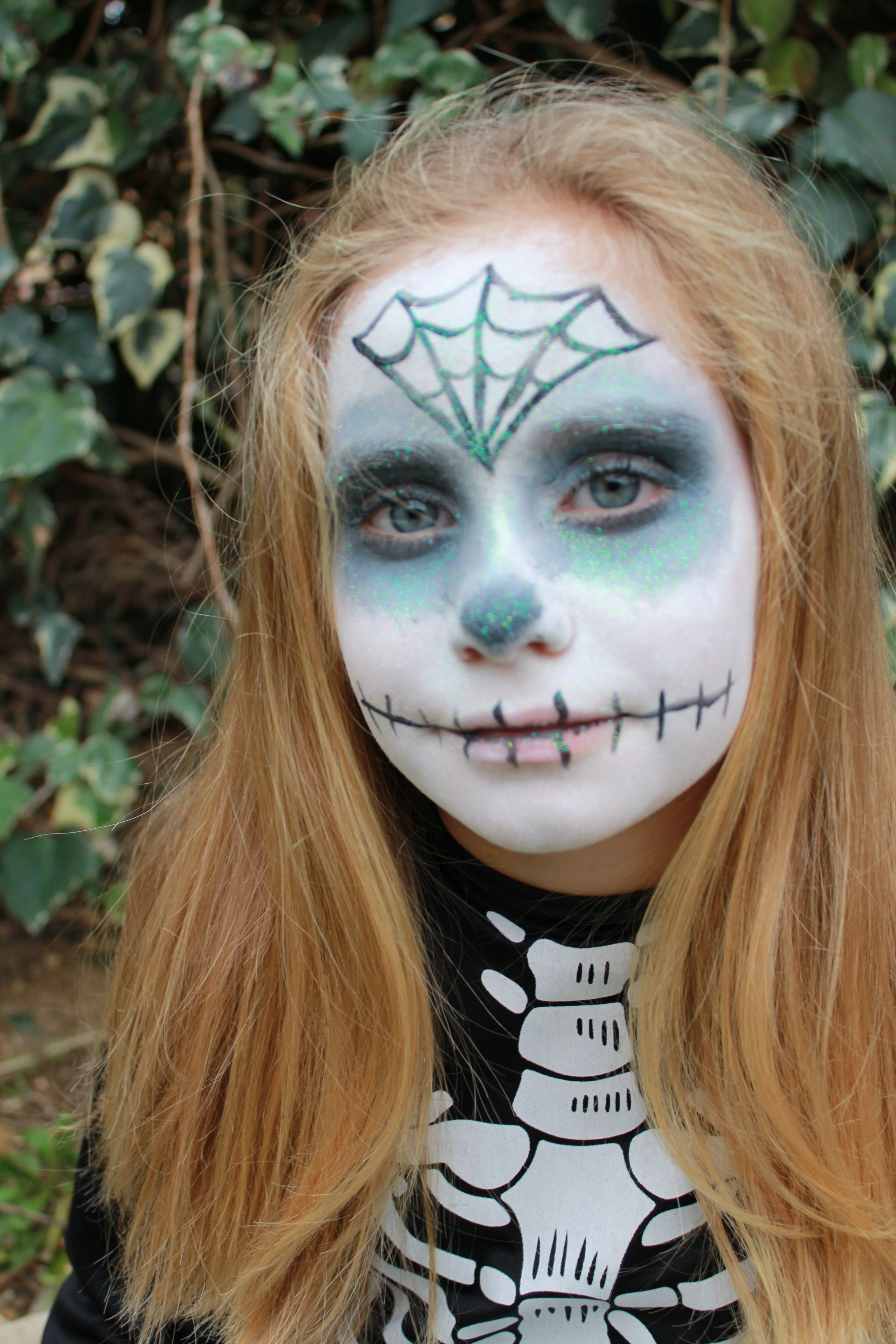 Maquillage halloween maquillage enfant pinterest - Maquillage enfant sorciere ...