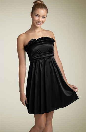 Black Short Semi Formal Dresses 2014 Semi Formal Dresses