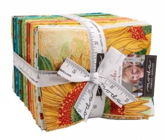 Solana Fat Quarter Bundle by Robin Pickens Moda Pr