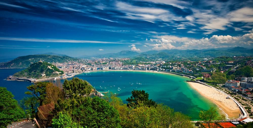 Visit Europe Visiteurope San Sebastian San Sebastian Spain Visit Europe