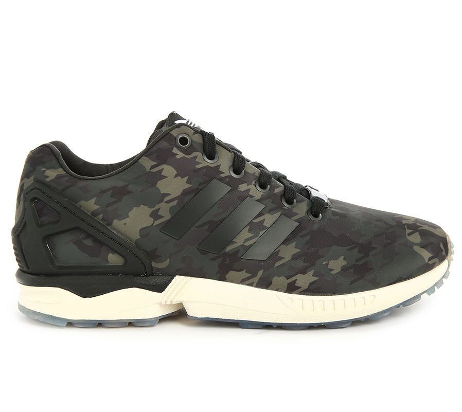 énorme réduction 843a6 df745 Zx Flux Camo Lapo Elkann ADIDAS | Fashion Shoes | Zx flux ...
