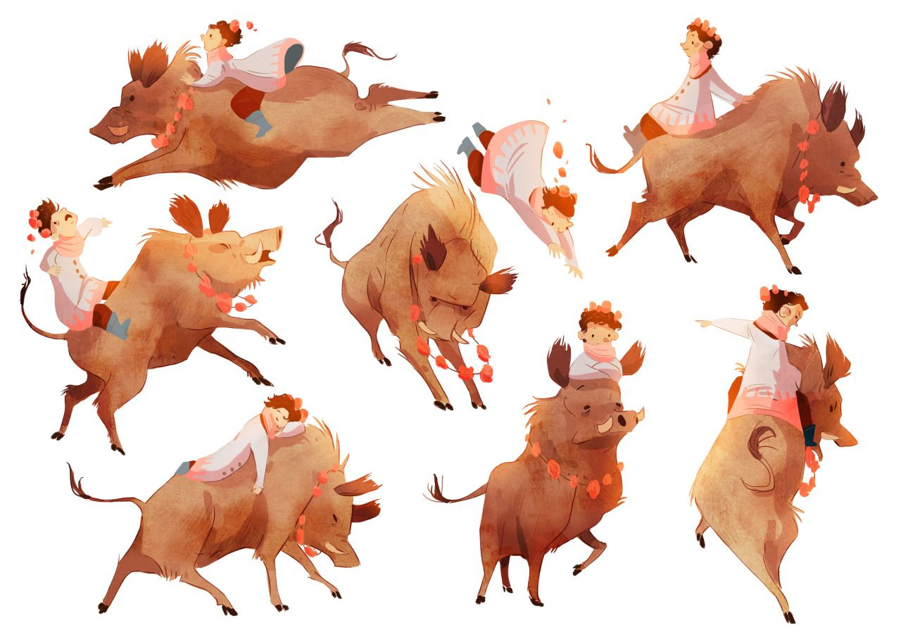 theartofanimation:  Rebecca Crane     -     http://cranesketch.tumblr.com