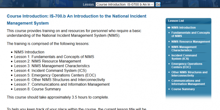 Fema Ics 700 B Answers National Incident Management Nims In 2020 Management By Objectives Emergency Management Management