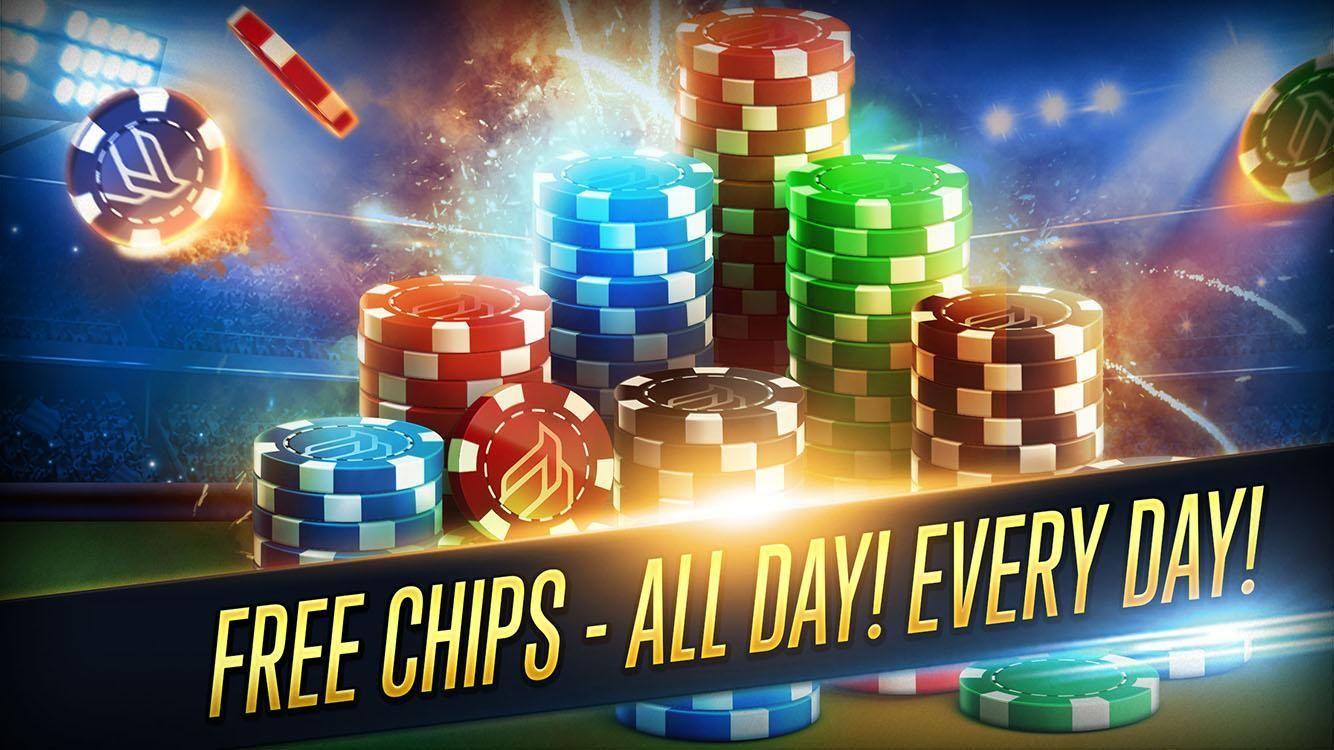 Jual Chip Poker Online Android Uang Asli - Uang, Poker, Mainan