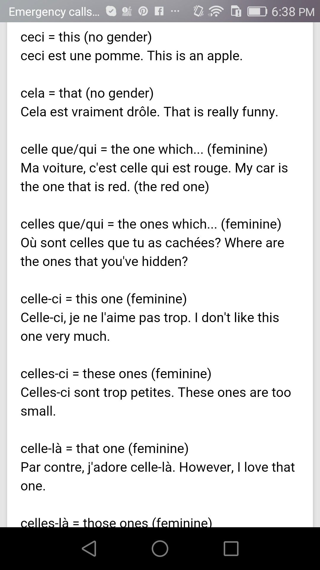 Demonstrative Pronouns 1 3