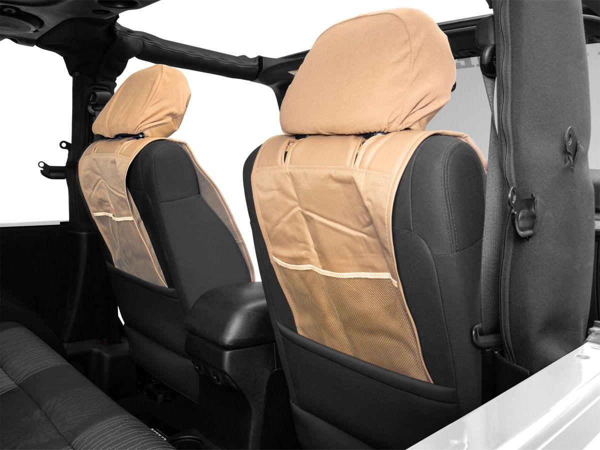 Alterum Jeep Logo Sideless Seat Cover Tan 87 20 Jeep Wrangler Yj Tj Jk Jl Jeep Wrangler Best Jeep Wrangler Jeep Interiors