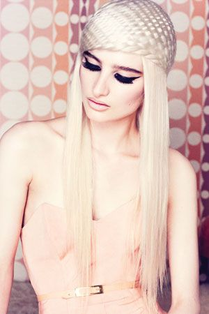 Hair: Akin Konizi @ HOB Salons. Photography: Jenny Hands