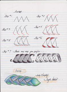 Doodle / Zentangle Tutorials