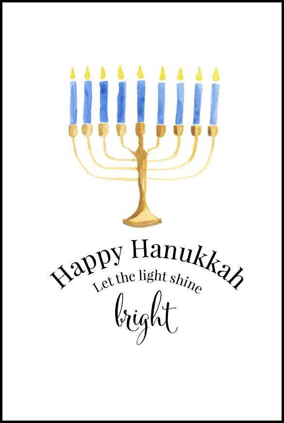 Hanukkah Chanukah Free Printables On Sutton Place Hanukkah Quote Happy Hannukah Happy Hanukkah