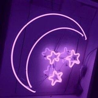 #aries #cancer #scorpio #aesthetic #astrology #zodiac #purple #neon #glow #dark #astrologyaesthetic