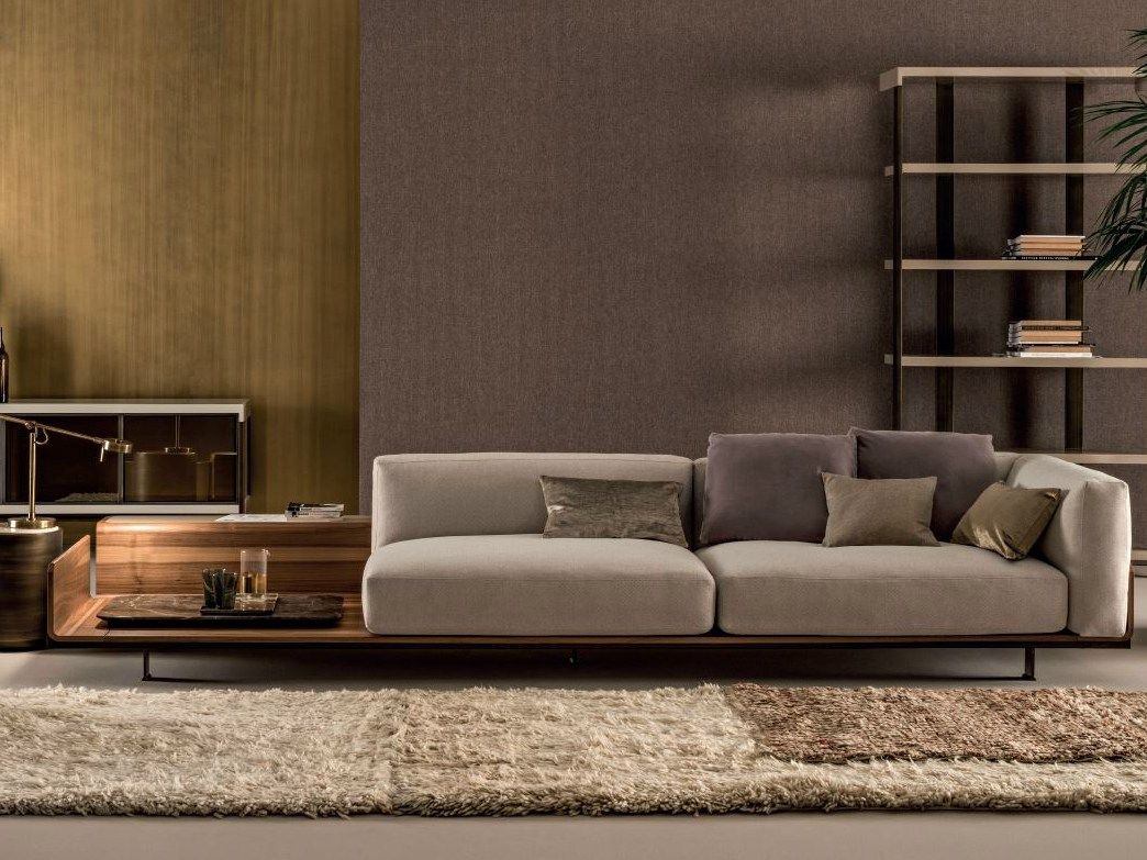 Modular sofa positano by casa design mauro lipparini for Casa positano