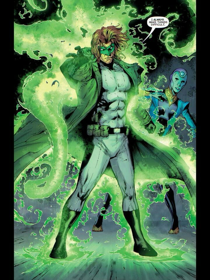 Renegade Hal Jordan