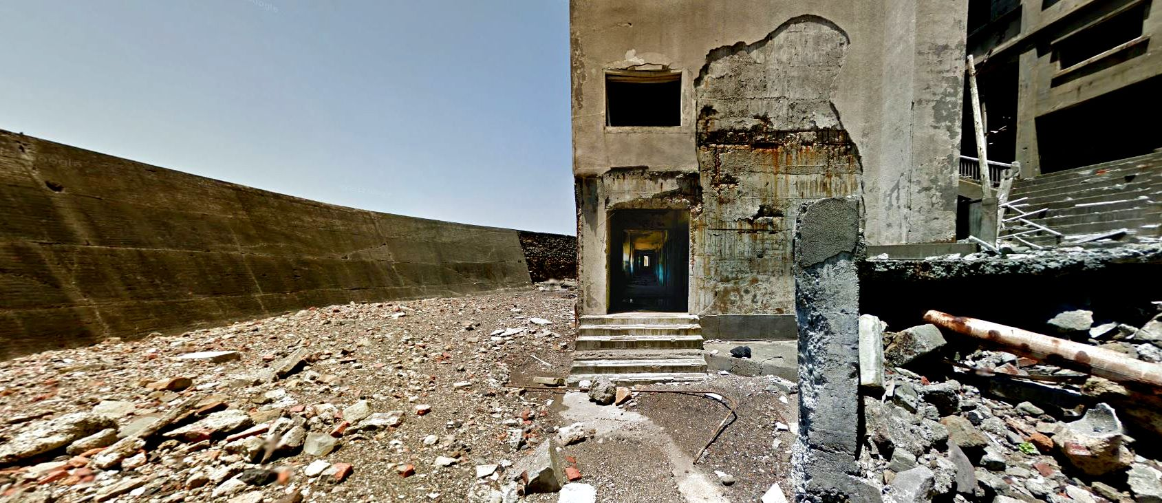Google maps (Streetview) - Hasina