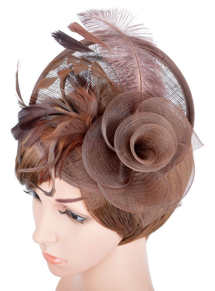 Fascinator Hat of High Quality and Creative Design for You. This gorgeous  fascinators is the ideal accessory for tea party faaba1454c4