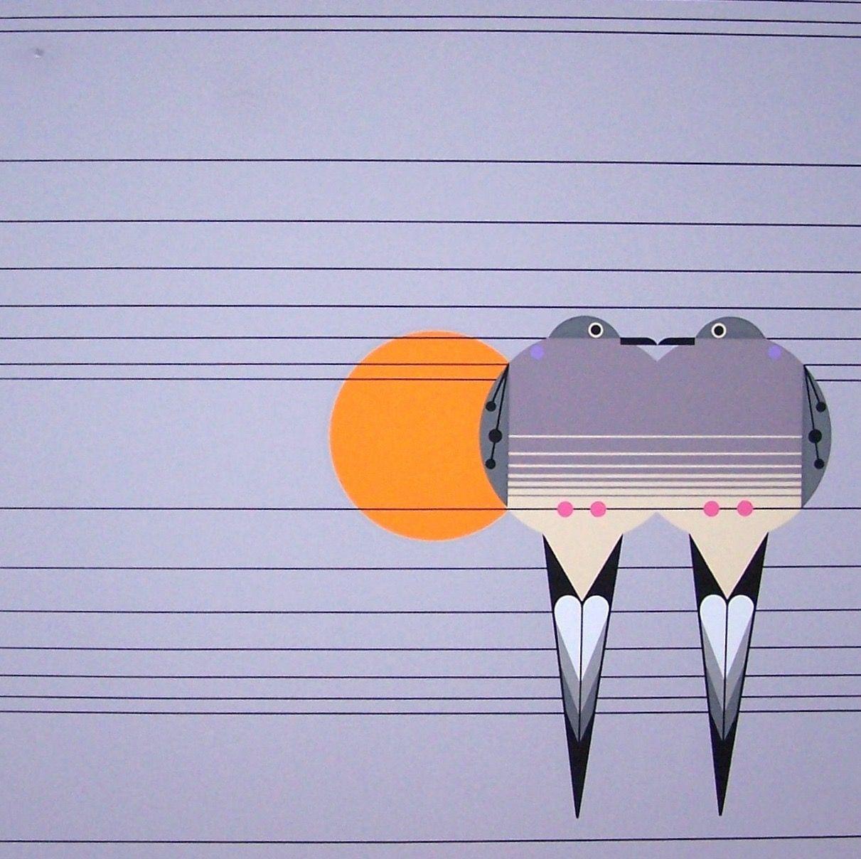 Pin on charley harper
