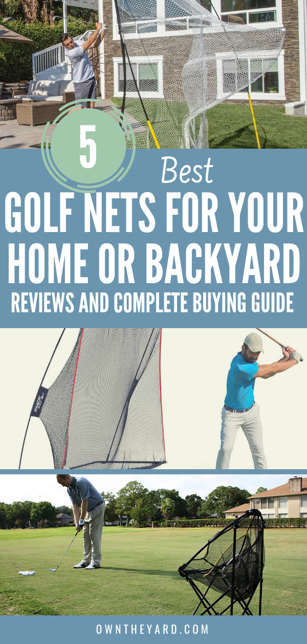 Best Golf Nets For Your Backyard in 2020 Outdoor play