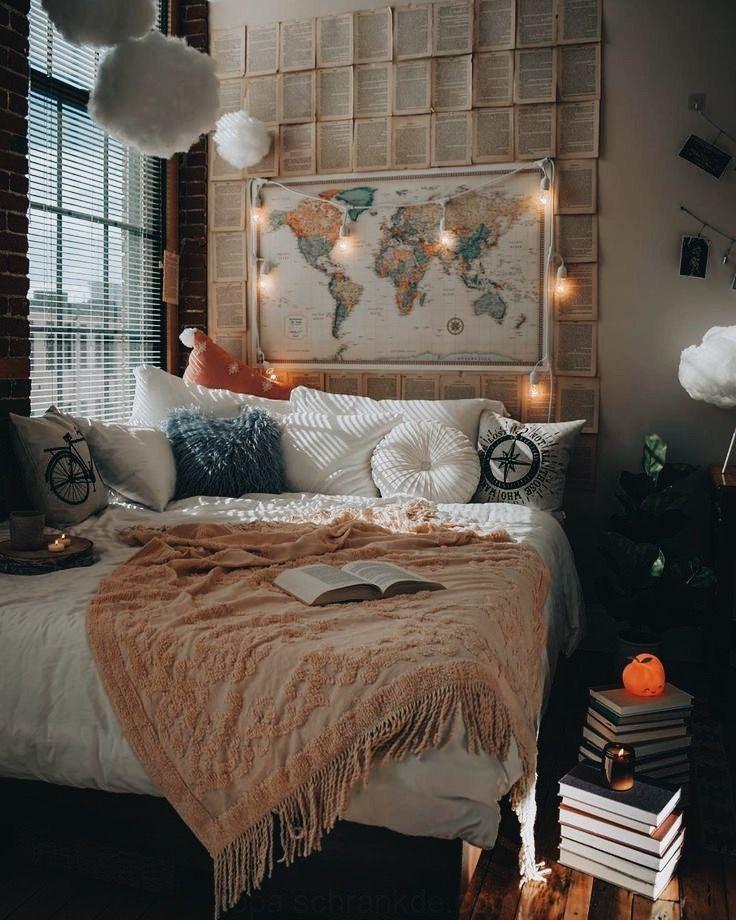 #bedroomideas #roomdecorideas #roomdecor #aestheticroom #travelerbedroom