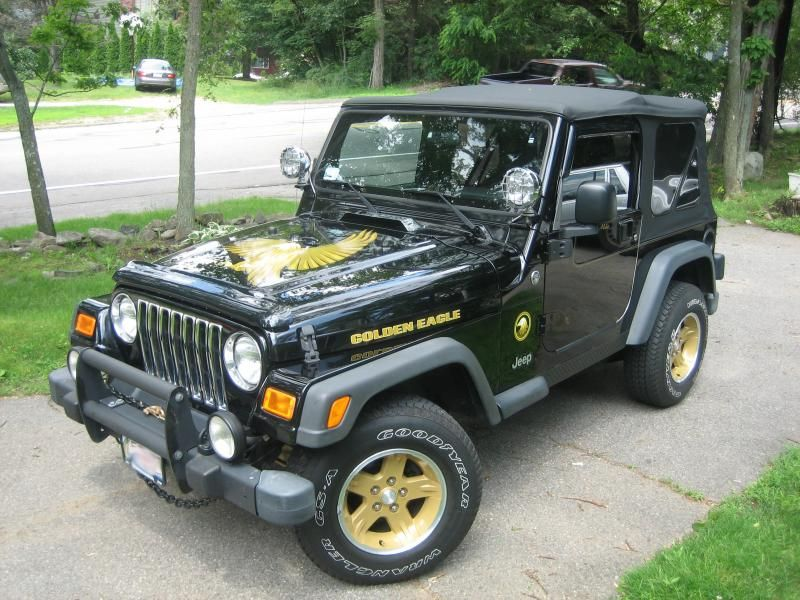 Image Result For Golden Eagle Wrangler Jeep Wrangler Tj Wrangler