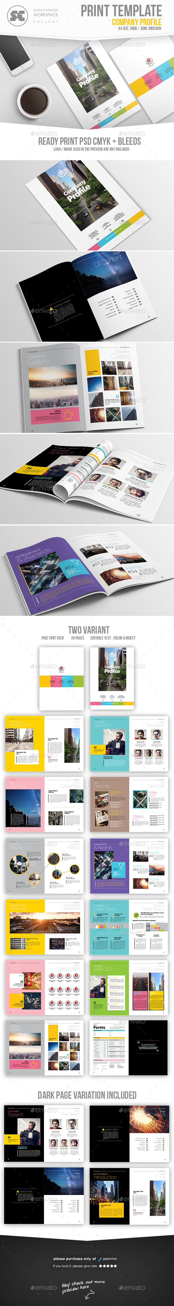 Company Profile | Publicitaria y Plantas