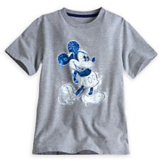 Mickey Mouse ''28'' Tee for Boys