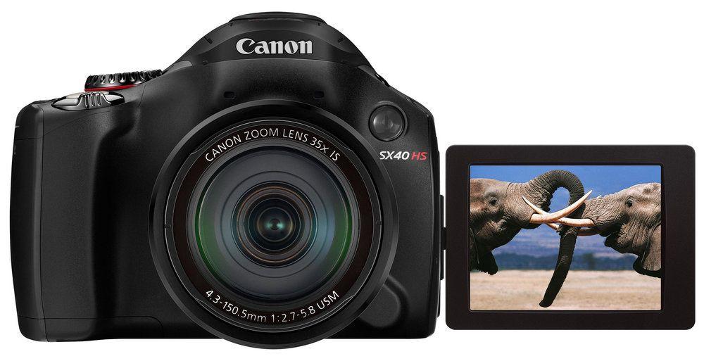 Canon Powershot Sx40 Hs Powershot Canon Powershot Digital Camera