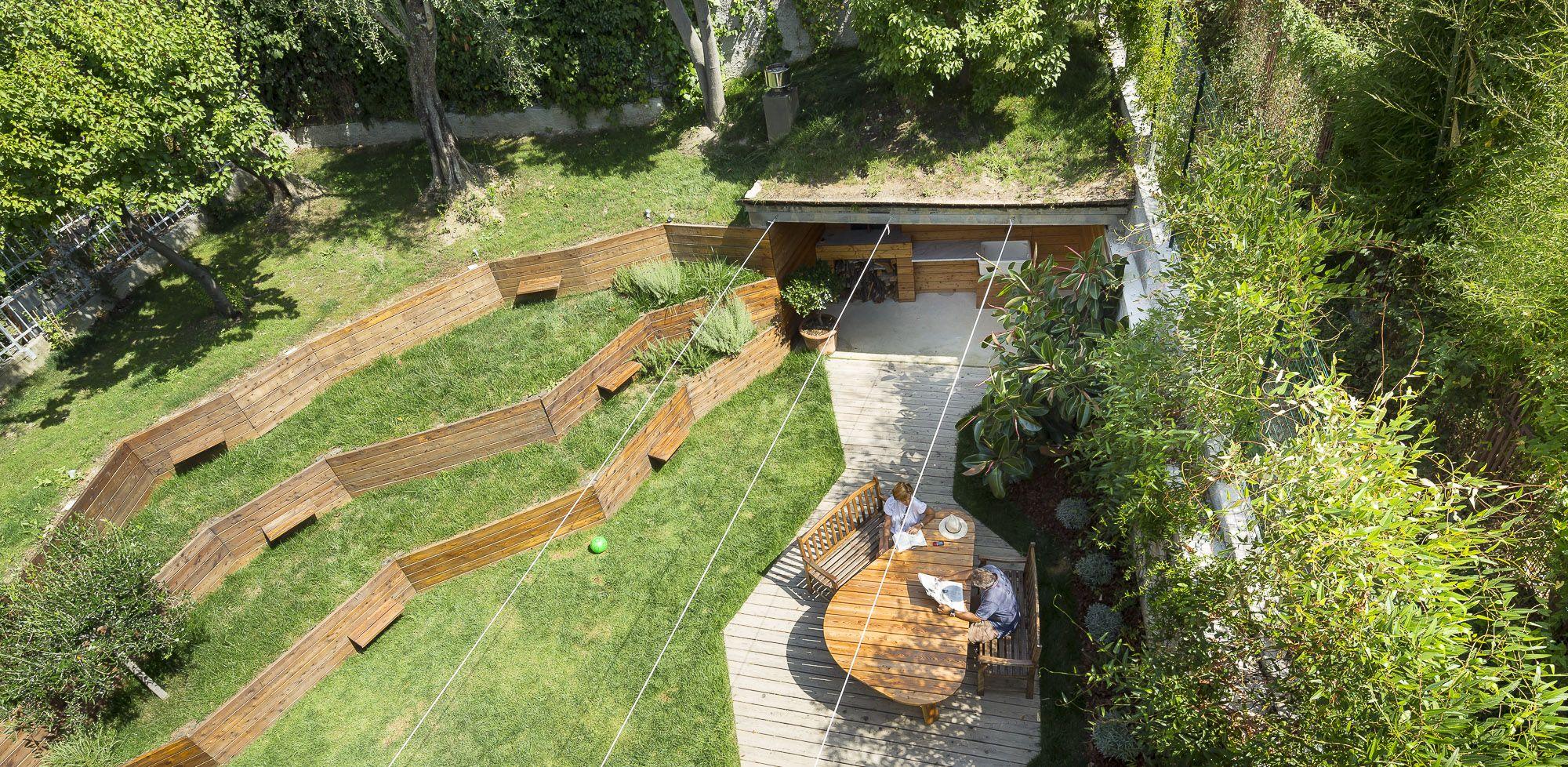 Emejing Terrazzamenti Giardino Pictures - Home Design Inspiration ...