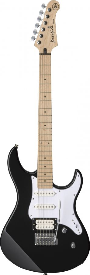 Pacifica 112vm Electric Guitar With Maple Fingerboard And White