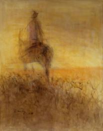 Artista: Jose Ignacio Chouhy.  Tamaño: 120 x 150 cm.  Técnica: Oleo sobre tela.  Año: 2015