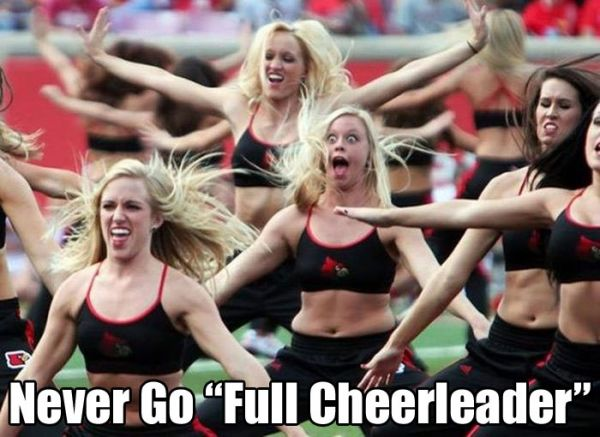 The Funniest Cheerleader Faces Ever Gallery Funny Cheerleader Funny Pictures Laugh