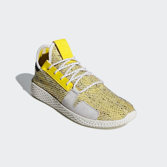 Pharrell Williams SOLARHU Tennis V2 Shoes Black 11 Mens