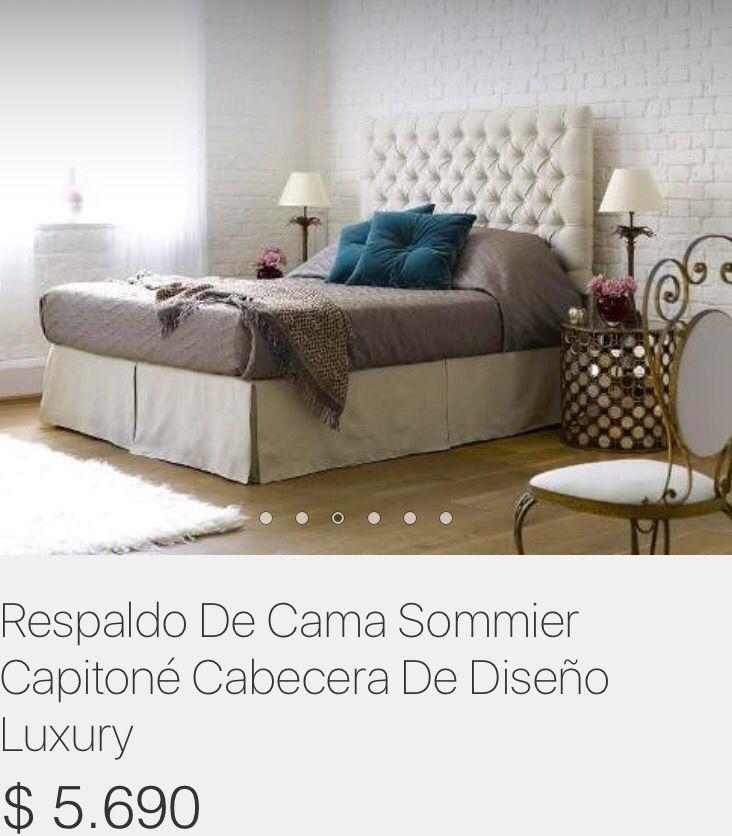 Cabecera Cama Decoracion Ba Home Decor Furniture Y Couch