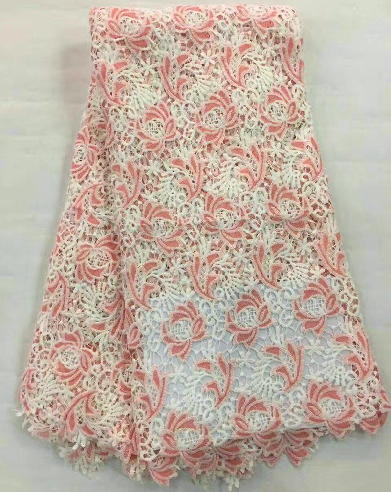 Nigerian wedding decoration images  New Planted African Lace Fabric  Cotton Sewing Nigerian Lace
