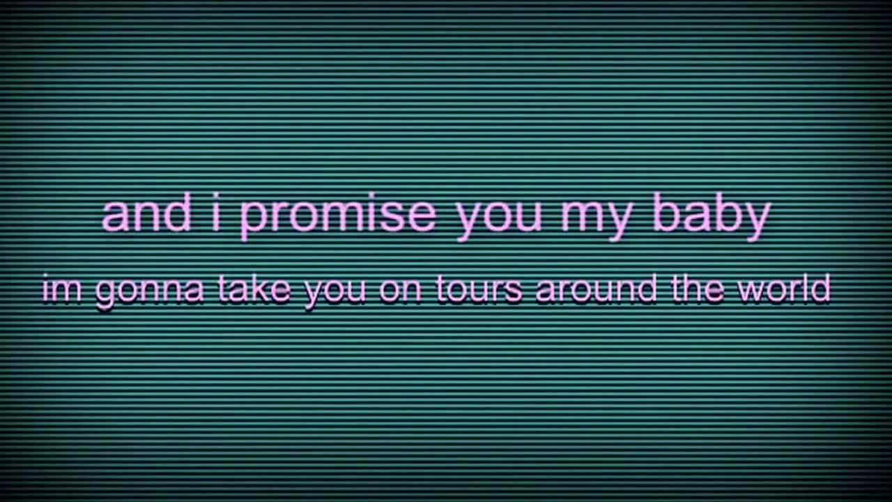Secret lady lyrics