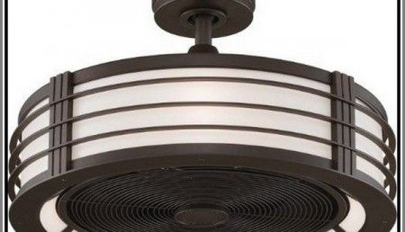 Ceiling Fan Bladeless Amazon Assembled Height Is 15 96 And Diameter