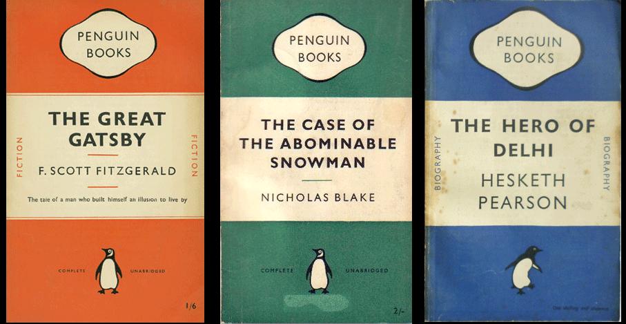 Penguin Book Cover Font : Penguin book de jan tschichold bauhaus