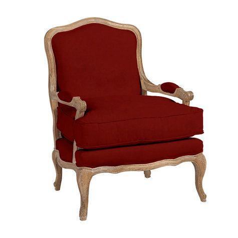 Beautiful Louisa Bergere Chair